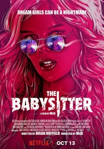 The Babysitter film afişi