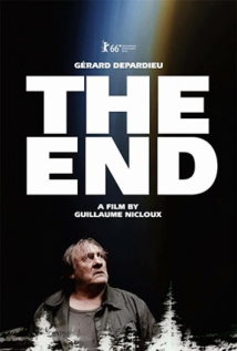 The End film afişi