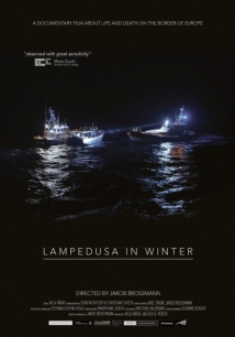 Lampedusa İm Winter film afişi