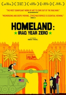 Homeland (iraq Year Zero) film afişi