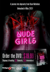 Dead Nude Girls film afişi