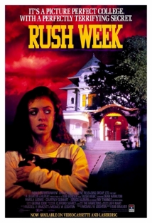 Rush Week film afişi