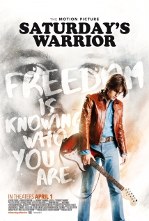 Saturday's Warrior film afişi