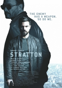 Stratton film afişi