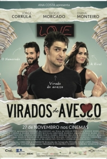 Virados Do Avesso film afişi