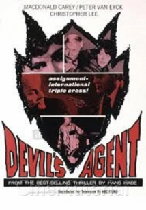 The Devil's Agent film afişi