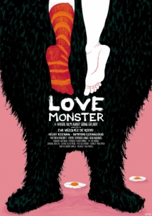 Love Monster film afişi