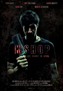 K-Shop film afişi