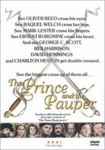 The Prince And The Pauper film afişi