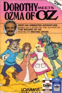 Dorothy Meets Ozma Of Oz film afişi