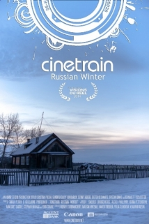 Cinetrain: Russian Winter film afişi